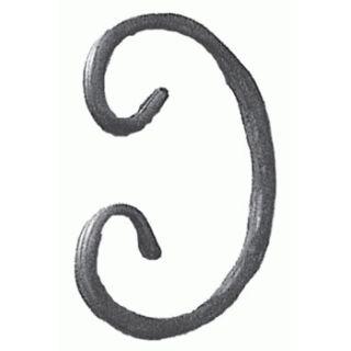 8106fa1be7 Προϊόντα ›› Σιδηρά εξαρτήματα ›› Καράβολα διακοσμητικά-Κύκλοι-Χιαστή-Κουκουνάρες  ›› Σφυρήλατα